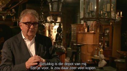 """PREVIEW. Alles is te koop in Paul De Grande's kasteel: """"Ik word vaak nog verrast door wat in mijn eigen depot staat"""""""
