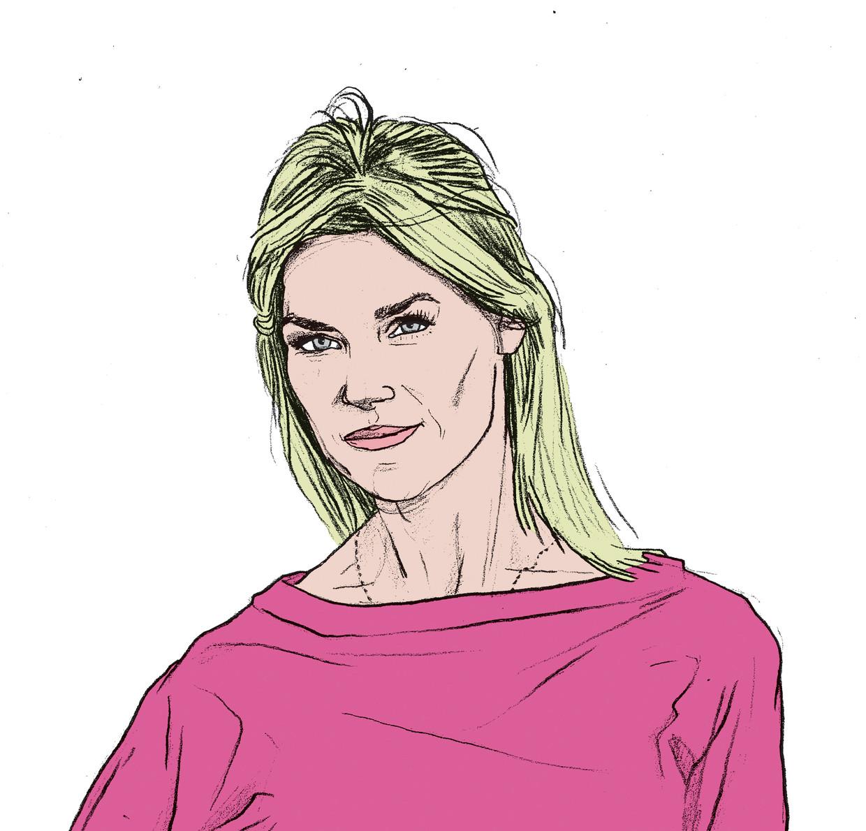 'Je kunt niet zeggen dat mensen zoals Dexters weggeduwd worden, ze worden veeleer vergeten', zegt Hilde Van den Bulck, professor mediacultuur. Beeld Gijs Kast