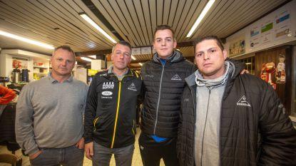 """Voorzitter en trainers van Sporting Eizeringen helpen joyrider (16) en vijf passagiers arresteren: """"Ze wilden ons nog elk 1.000 euro geven"""""""
