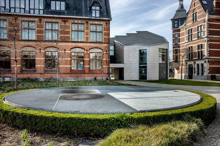 Het Rijksmuseum in Amsterdam is het eerste museum ter wereld met een maximale duurzaamheidsscore. Beeld Jean-Pierre Jans
