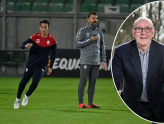 """Walter Meeuws kijkt uit naar Antwerp in Europa én hoopt op spectaculaire derby tegen Beerschot: """"Zoals Van der Poel en Wout. Fotofinish"""""""