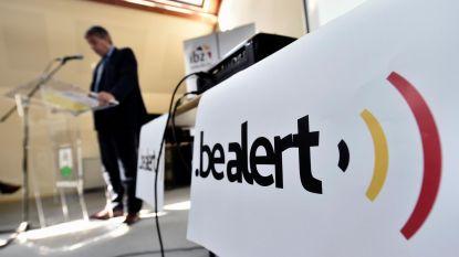 Bewoners Gentse kanaalzone krijgen nieuwsbrief via BE-Alert