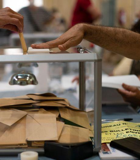 Élections régionales en France: les Républicains en tête, devant le RN et la gauche