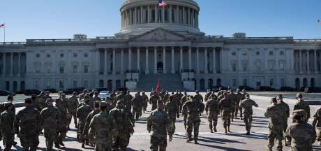 Mogelijk nieuw complot om parlement VS binnen te dringen
