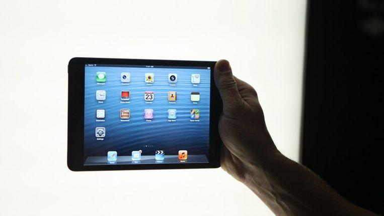 De iPad mini. Beeld afp