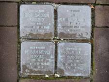 Verdwenen Meppeler Stolpersteine zijn terecht
