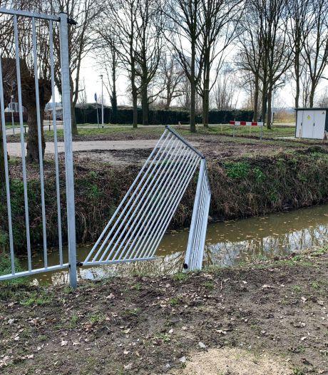 Opnieuw vernielingen bij sportclub, dit keer Glaspark Leerdam
