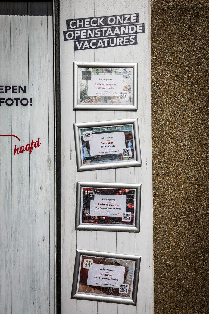 nowjobs opende zijn eerste filiaal in België te Knokke