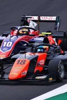 Sensationele zege voor Bent Viscaal in Formule 3