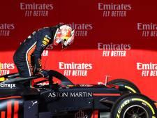 WK-klassement: Verstappen stijgt naar vierde plek, Hamilton is wereldkampioen