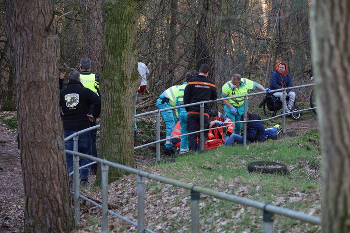 Ongeval in Boekel