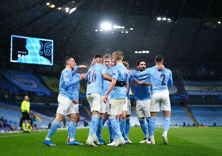 null Beeld Manchester City FC via Getty Ima