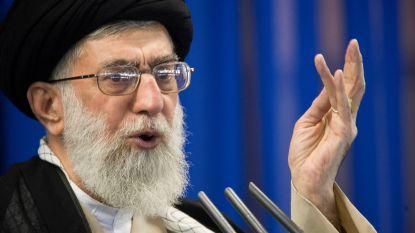 """Iraanse hoogste leider: """"Trump heeft prestige van de VS in diskrediet gebracht door sancties opnieuw in te voeren"""""""