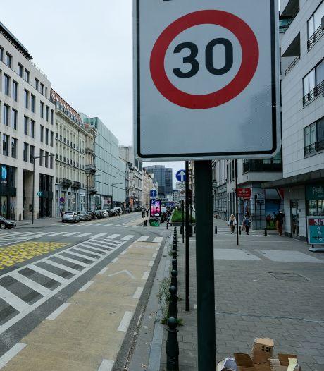 Des questions sur la zone 30 à Bruxelles? C'est par ici