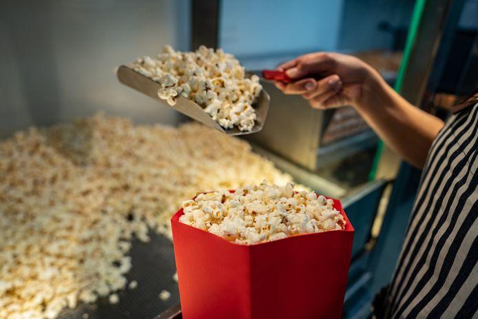 Zoet of zoute popcorn, waar ga jij voor?