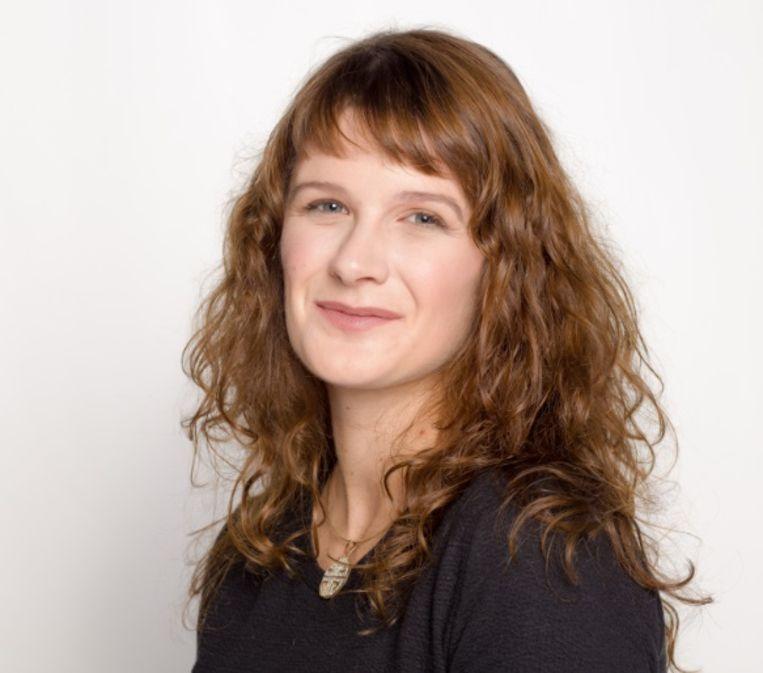Sarah Lambrechts. Beeld SL