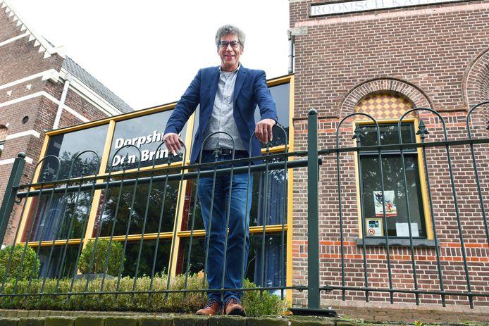 Wim van Oosterhout wil samen met anderen de leefbaarheid vormgeven.