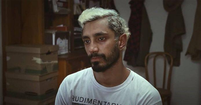 Riz Ahmed in 'Sound of Metal', genomineerd voor 'beste acteur'.
