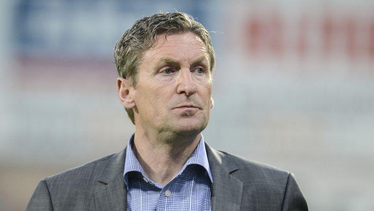 Francky Dury is Trainer van het Jaar Beeld BELGA