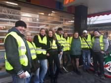 Gele Hesjes zet voet aan grond in Twente