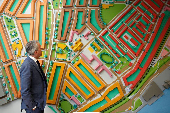 Marco Pastors is sinds 2011 directeur van het Nationaal Programma Rotterdam-Zuid.