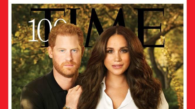 Le prince Harry et Meghan en couverture du Time, ils deviennent la risée des réseaux sociaux