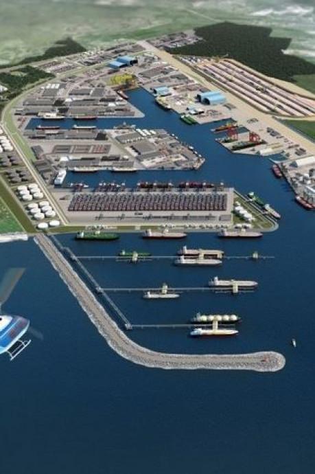 Rotterdamse haven trekt zich terug uit Porto Central in Brazilië