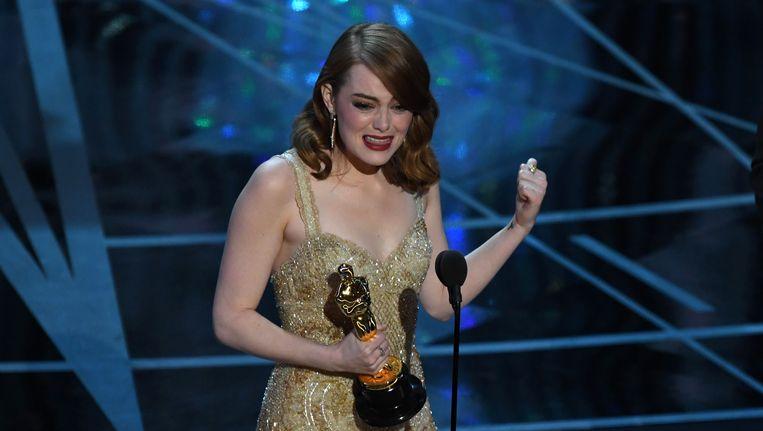 Emma Stone. Beeld AFP