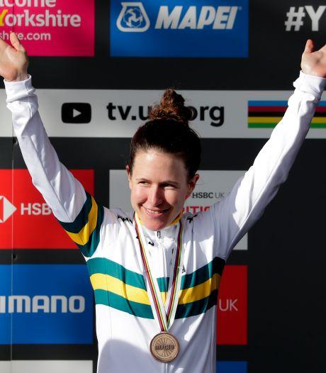 Medaillekandidaat Spratt mist WK door val in Giro Rosa