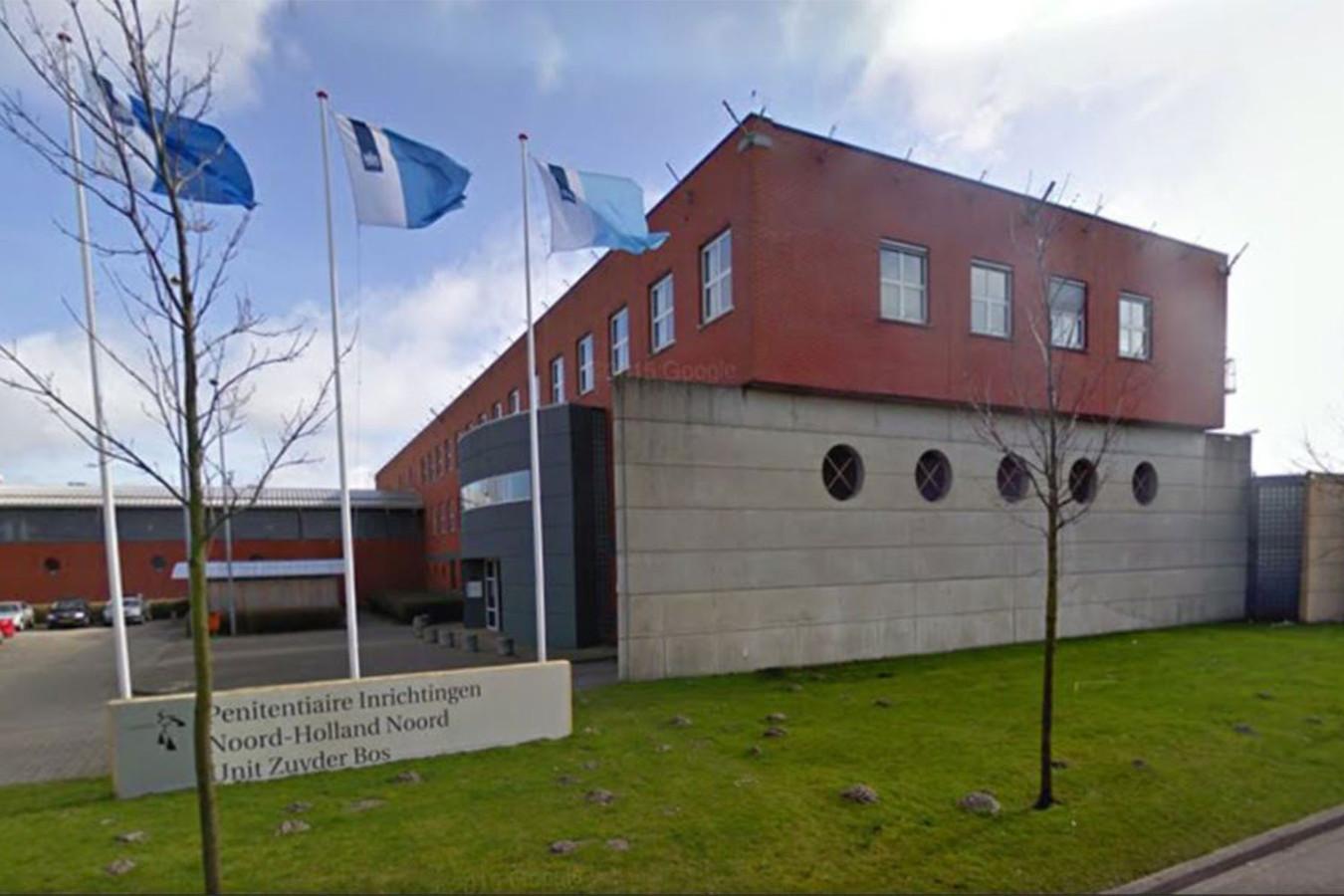 Gevangenis Zuyderbos in Heerhugowaard