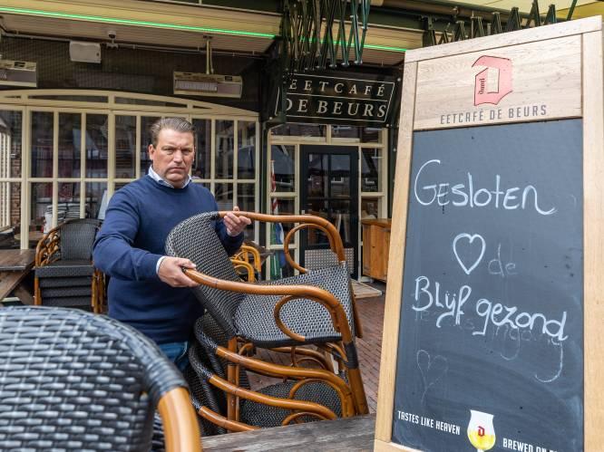 """Dit Nederlandse eetcafé sluit het terras na een week alweer: """"Sorry lieve mensen, dit is niet te doen"""""""