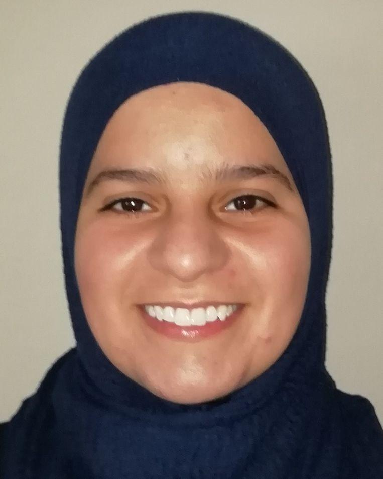 Chahida Azzarouali: 'In sommige bedrijven vertrekt het ene na het andere slachtoffer zonder dat de daders sancties opgelegd krijgen.' Beeld rv