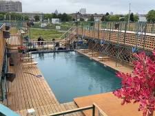 Découvrez les premières images de Flow, la piscine publique en plein air au canal à Anderlecht