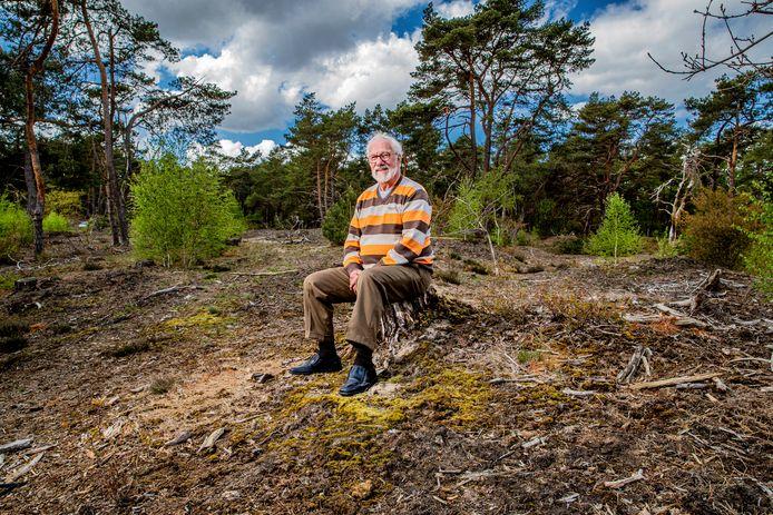 De provincie wil delen van de Veluwse natuur afsluiten voor het publiek, met als doel de vogelstand op te krikken. Ook het Hulshorsterzand staat op de nominatie om gedurende het broedseizoen op slot te gaan. Ruud van der Horst, voorzitter van Buurtvereniging Hulshorst, is daar niet gelukkig mee.