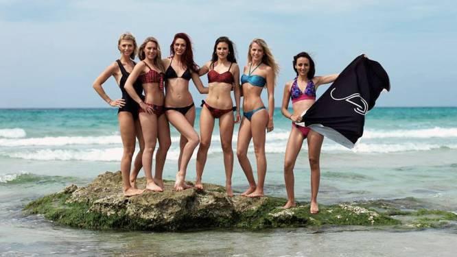 Slimme bikini waarschuwt voor zonnebrand
