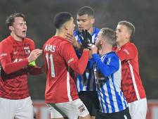 Frustratie-emmer loopt even over bij Amevor (FC Eindhoven): 'Hij moet niet doen alsof hij alles al heeft bereikt'