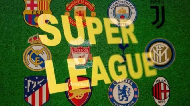 Les initiateurs de la Super League ont un nouveau projet de compétition dans les cartons