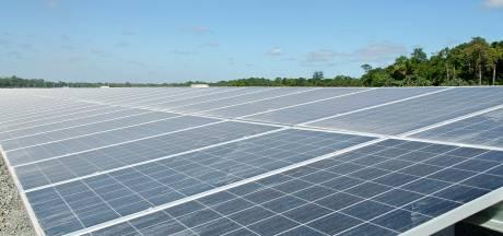 Toekomstig zonnepark Elzenbos in Brummen voor tien jaar langer aangelegd