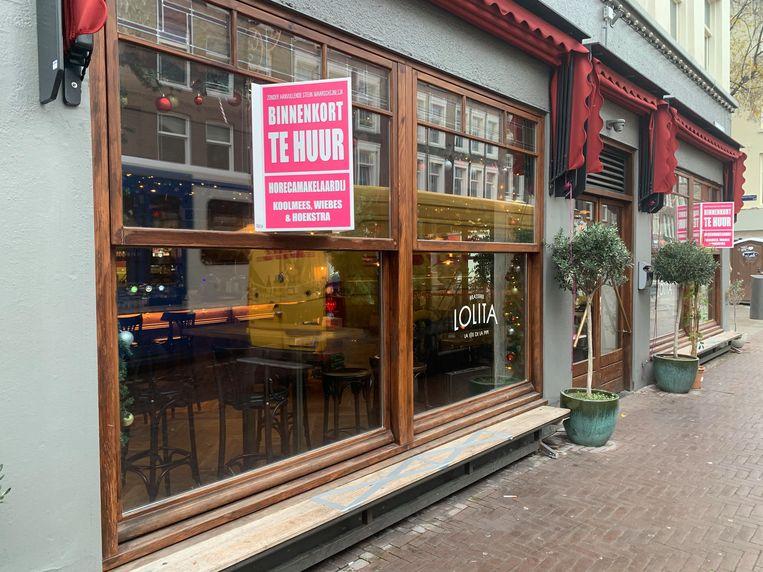 Brasserie Lolita. Beeld Verena Verhoeven / Het Parool