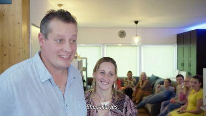 """Bake Off-kandidaat Peter na huwelijks-aanzoek op tv: """"Drie maanden moeten zwijgen"""""""