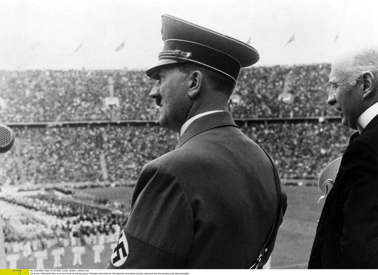 """Robin te Slaa: """"Een van Hitlers doelen was het opheffen van de klassengrenzen. Dat is er nooit echt van gekomen, maar de fascisten hielden de meritocratie hoog: wie goed werk verrichtte, kon doorgroeien, ook al had hij een arbeidersachtergrond."""