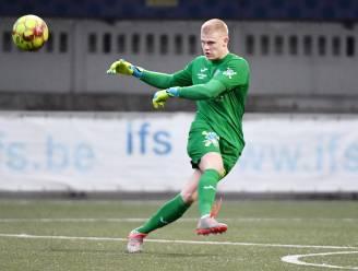 """Doelman Jelte Schrauwen (Lille United): """"Deze kans mocht ik niet laten liggen"""""""