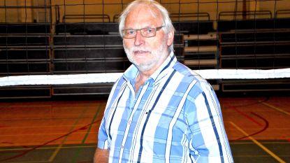 Decospan Volleyteam Menen verliest clubicoon Marc Beghein (77)