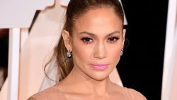 Jennifer Lopez speelt stripper in nieuwe film