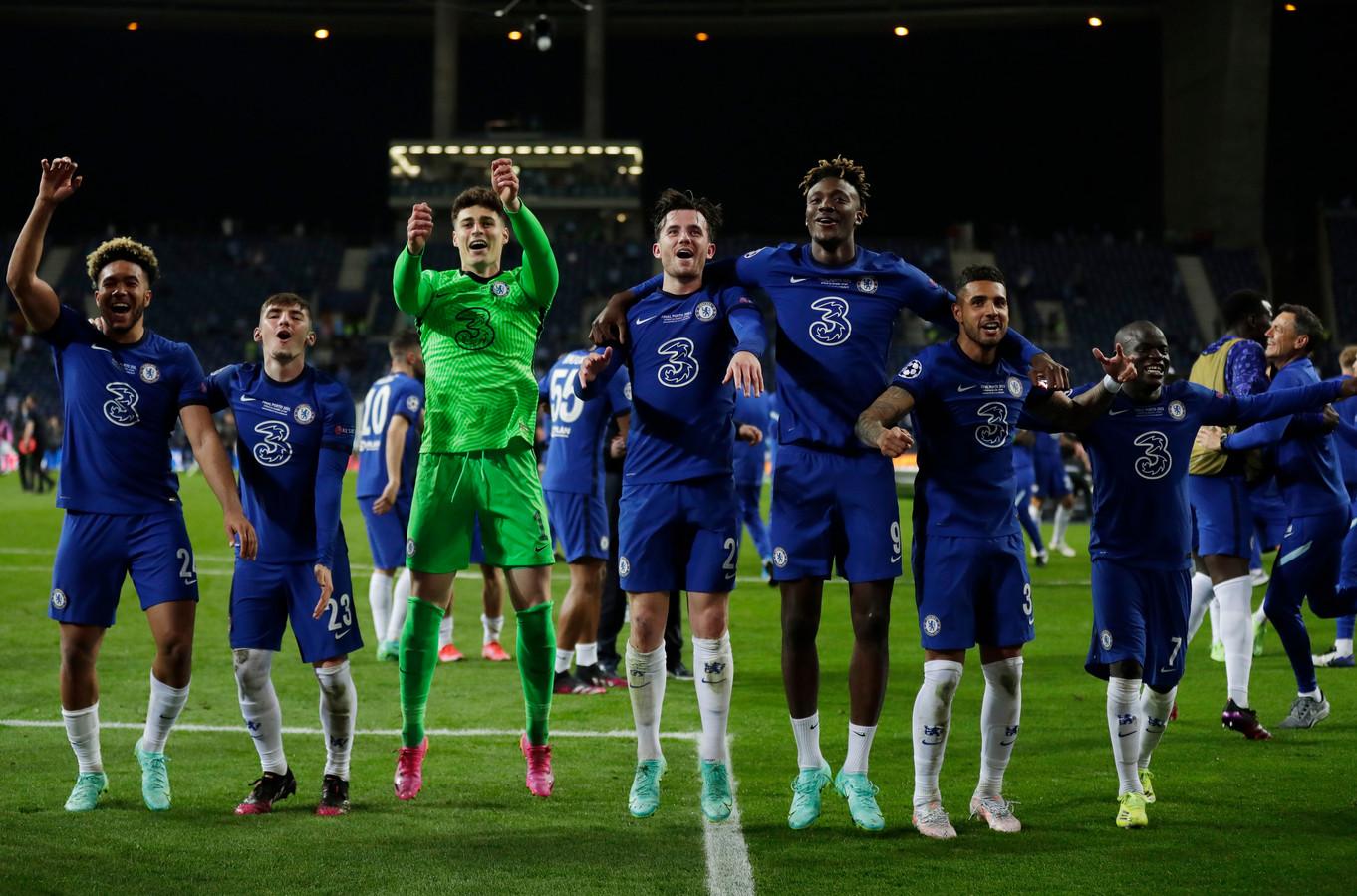 Les Blues ont réduit Manchester City au silence.
