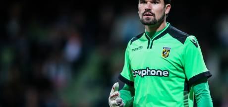 Oud-Vitessekeeper Piet Velthuizen staat voor terugkeer in de eredivisie