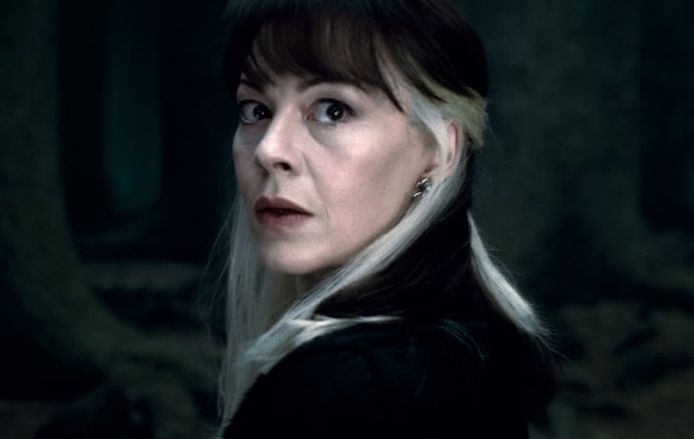 Helen McCrory als Narcissa Malfoy.