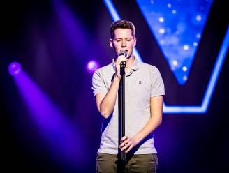 """Sander (22) neemt voor tweede keer deel aan The Voice: """"Hopelijk word ik opgemerkt door band die nog een zanger zoekt"""""""