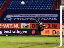 ADO stelt geen prijs op gezelligheid in stadion Willem II