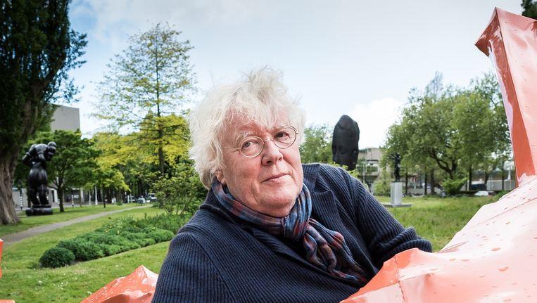 Rudi Fuchs Beeld Mats van Soolingen